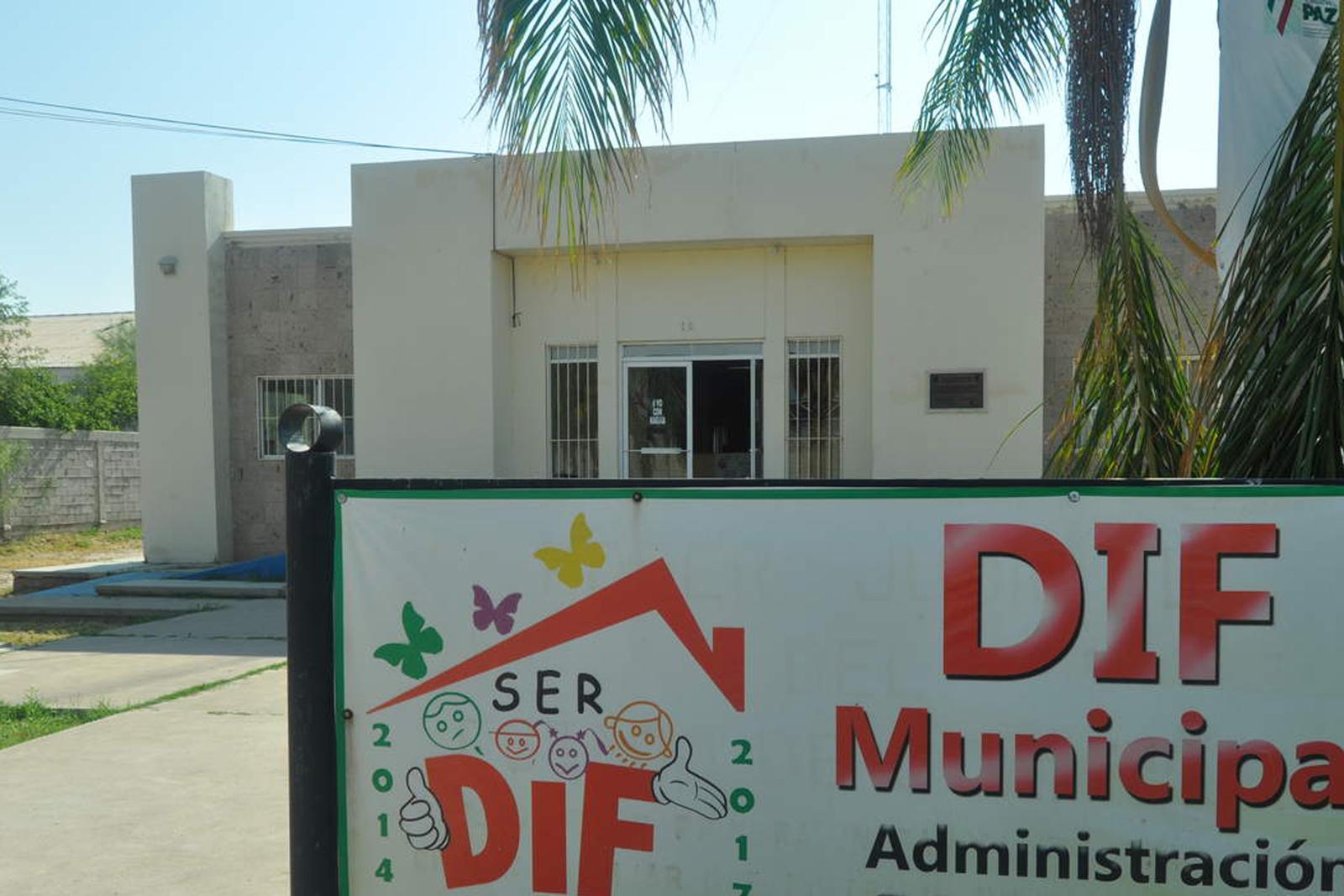 Hay fallas en edificio del DIF Matamoros 234d4b8a7b1c3