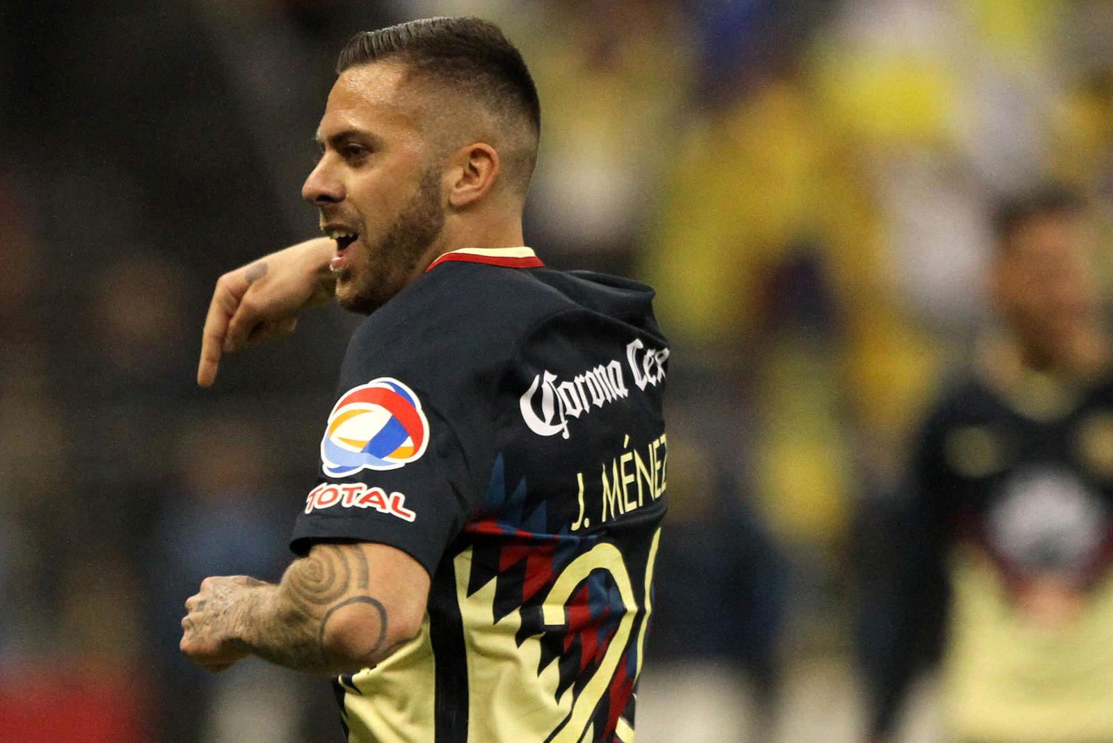 Jérémy Ménez, duda para el arranque del Clausura 2019