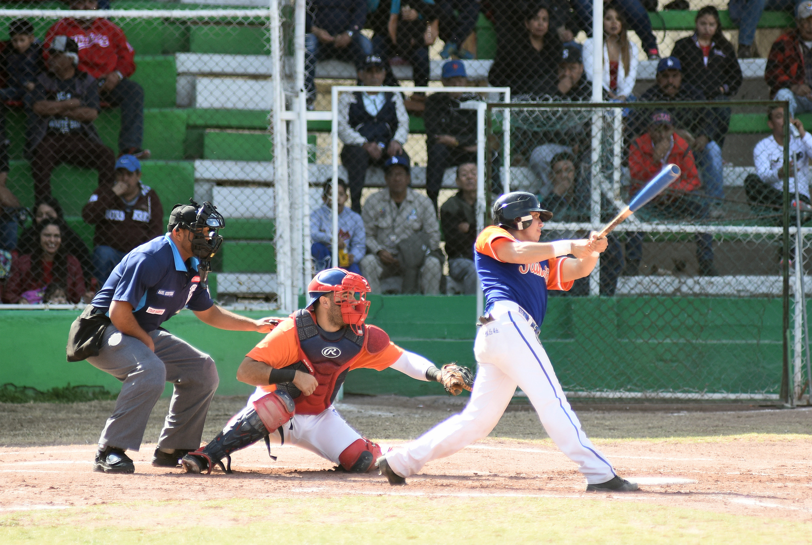 Cantan el playball en Liga Mayor de Beisbol