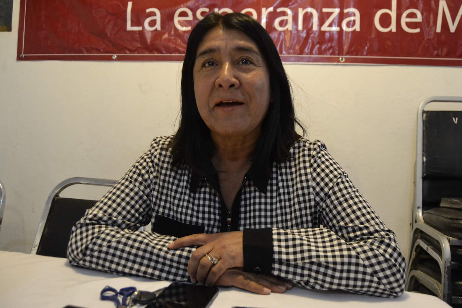 Miroslava Sánchez abre casa de enlace en Torreón