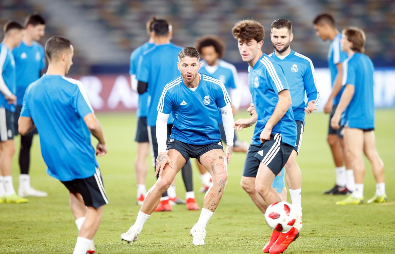 7fea9f91a7788 Real Madrid inicia el camino hacia su tercera corona mundial consecutiva  (hoy