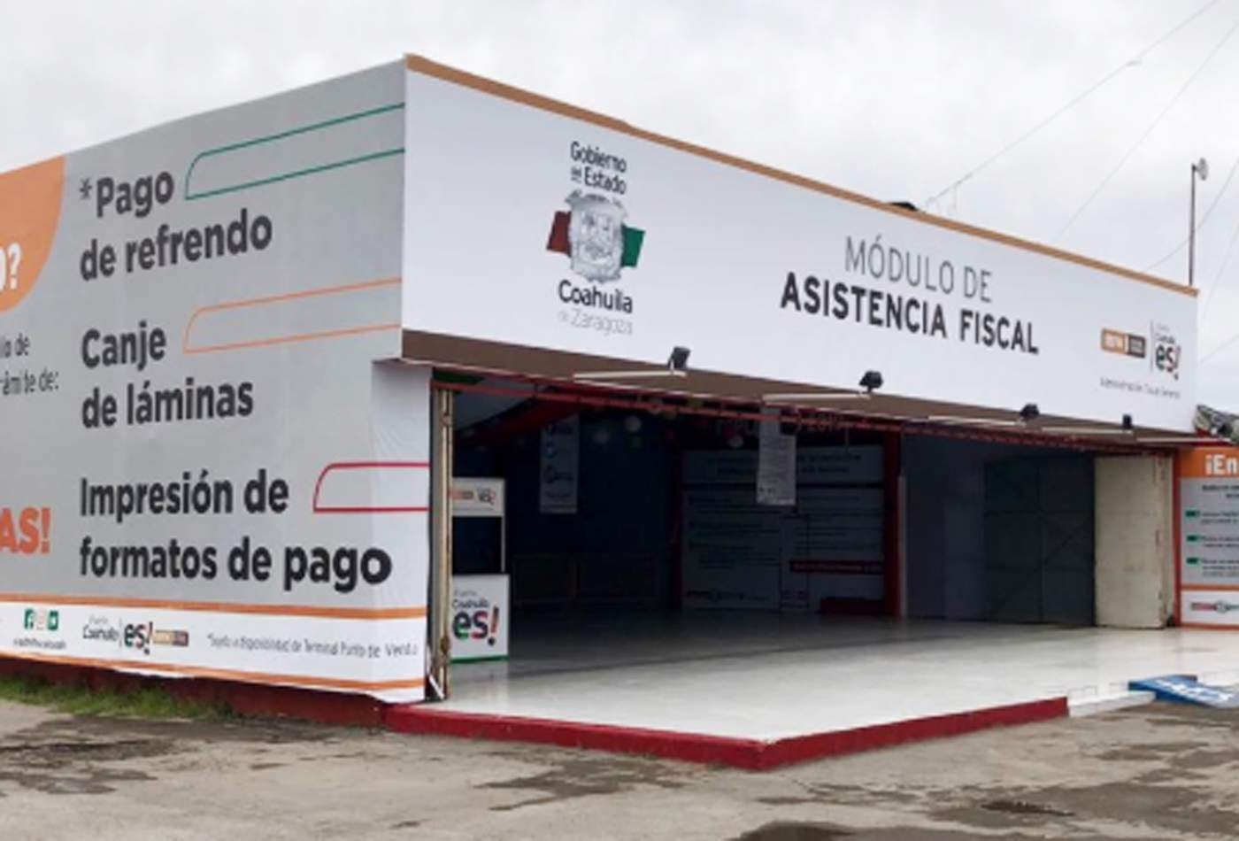 Instalan Mega Módulo De Asistencia Fiscal El Siglo De Torreón