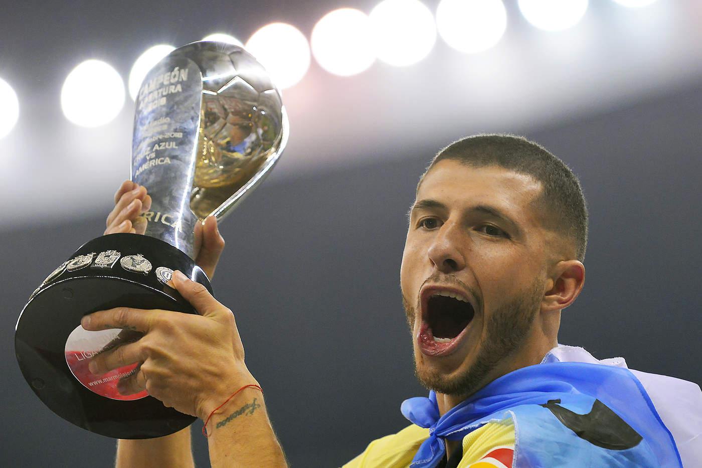 Guido Rodríguez, nombrado mejor jugador del Apertura 2018, El ...