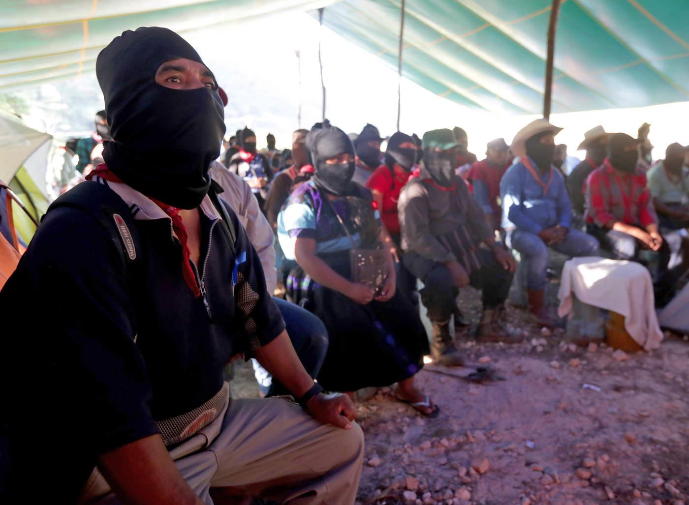 Enfrentaremos a López Obrador, advierte el EZLN. Noticias en tiempo real