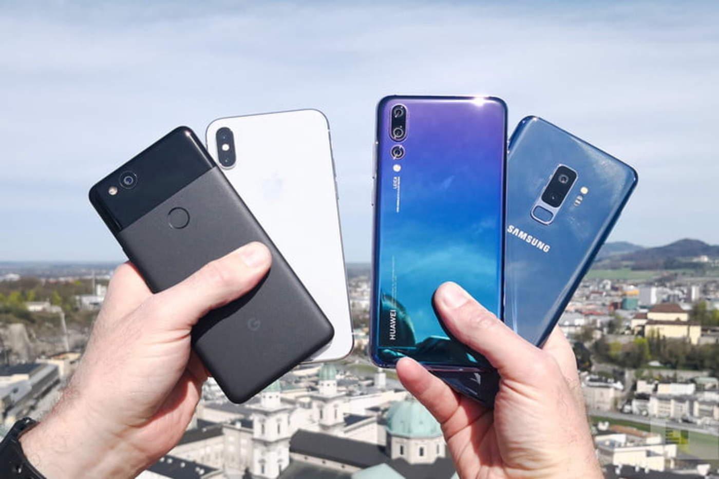 8977a71fb34 ¿Cuáles han sido los tres mejores smartphones para jugar videojuegos en el  2018?