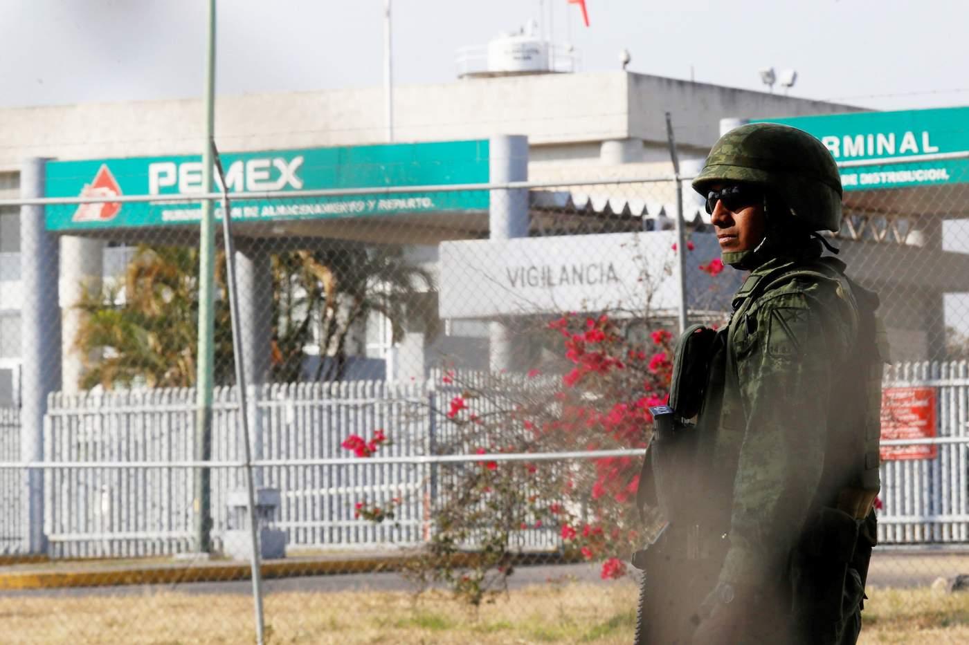 Protegen ductos de Pemex por tierra y aire. Noticias en tiempo real