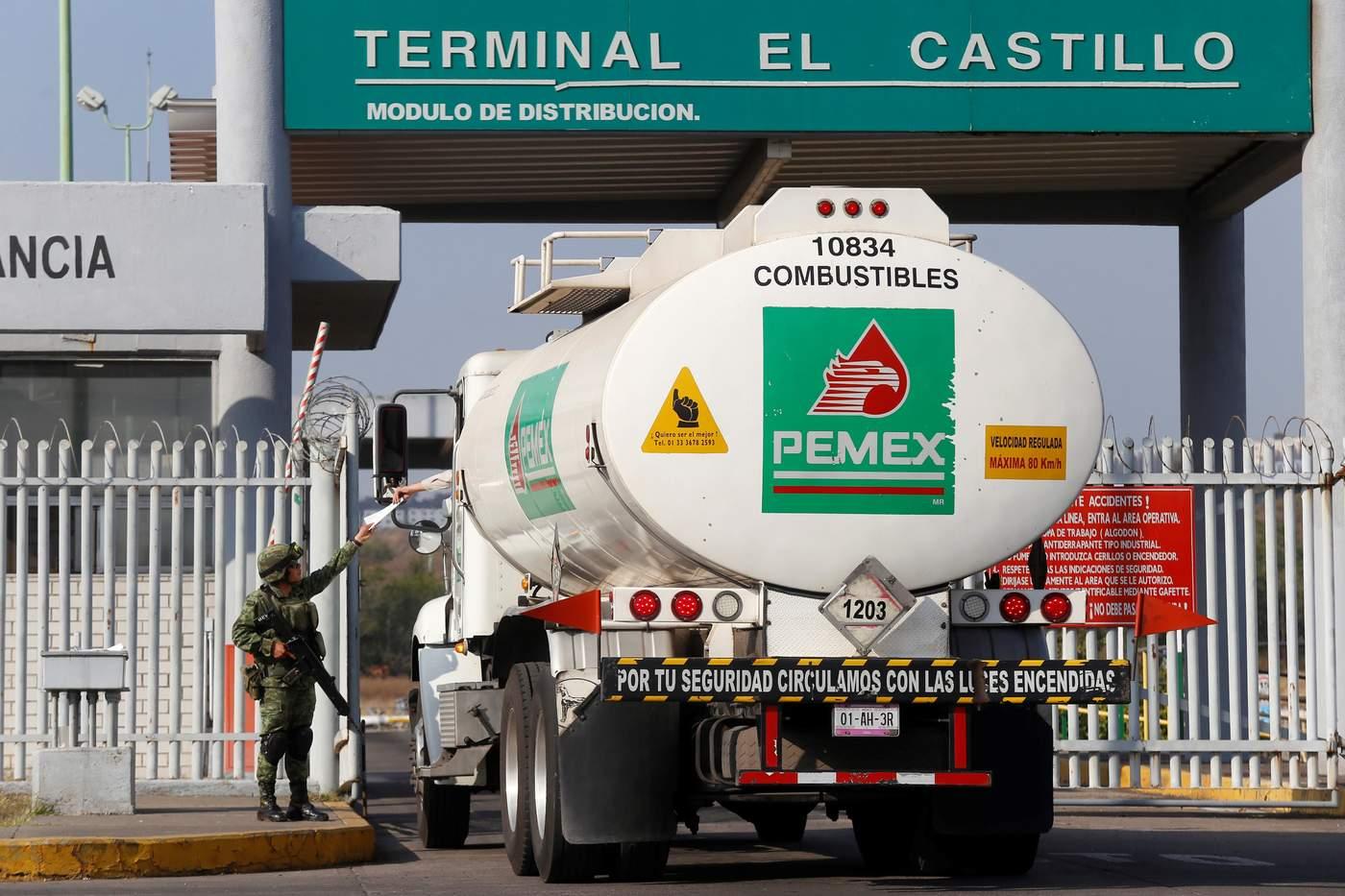 Pemex no dio estadísticas dice reportero del WSJ a AMLO. Noticias en tiempo real