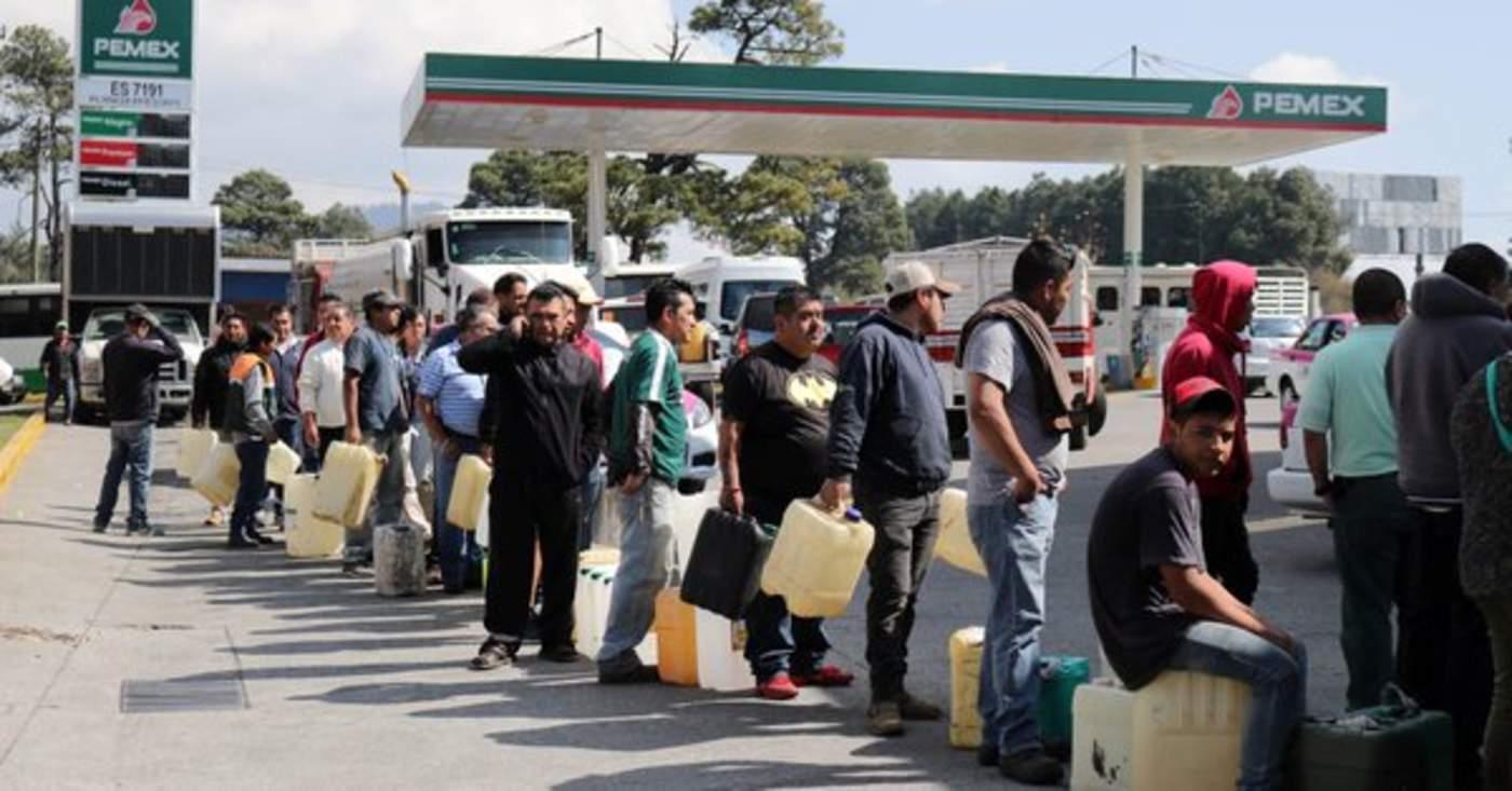 Aseguran que Morelos tiene suficiente suministro de gasolina. Noticias en tiempo real