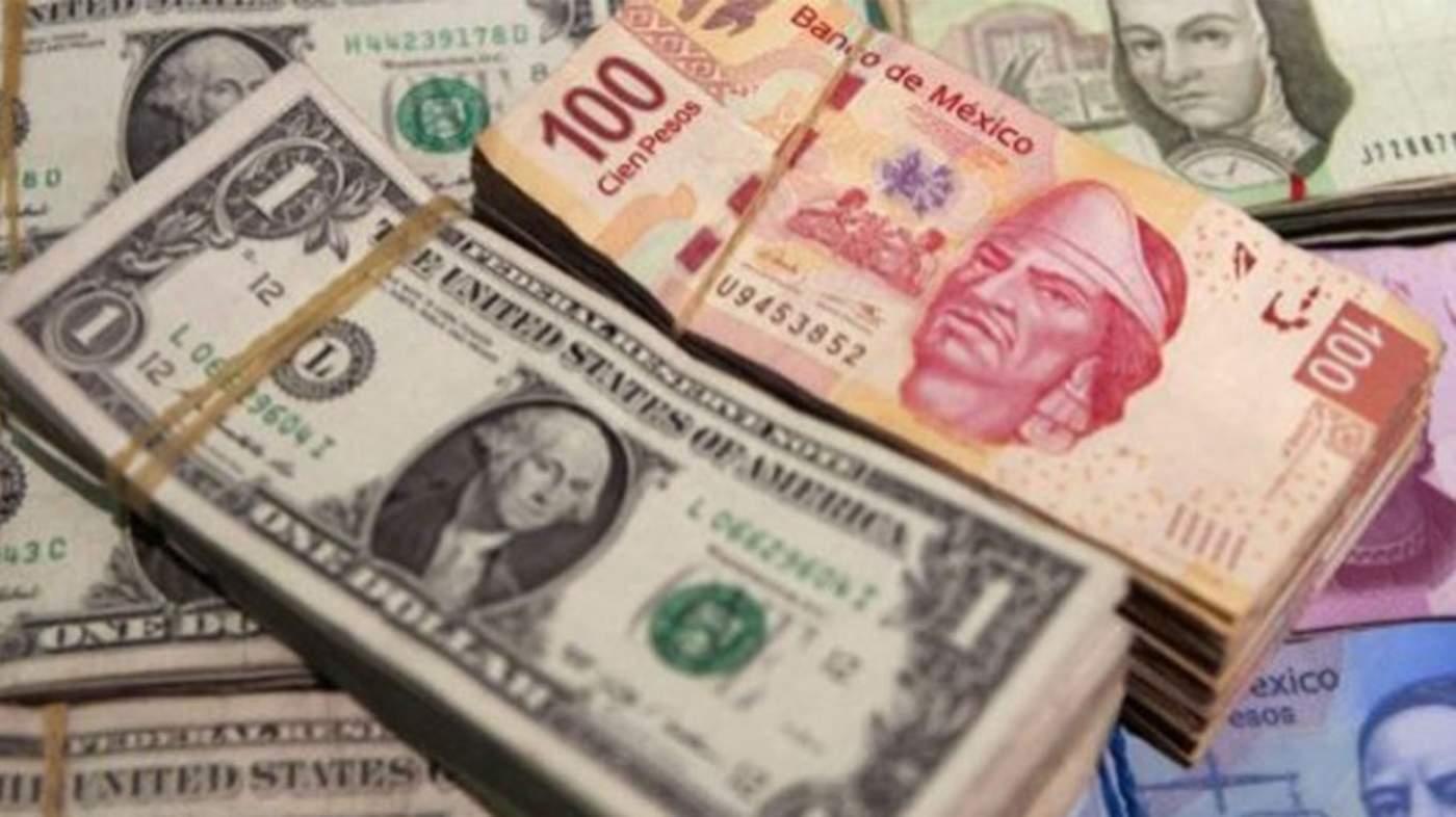 Peso Retrocede Tras Mejoraría Moderada Del Dólar