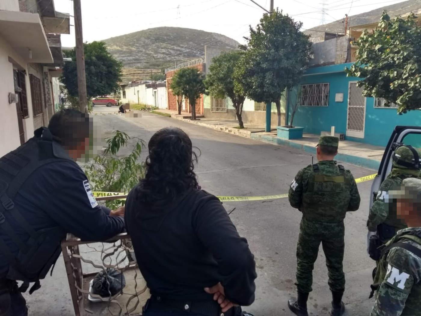 Sin identificar, hombre asesinado en San Joaquín