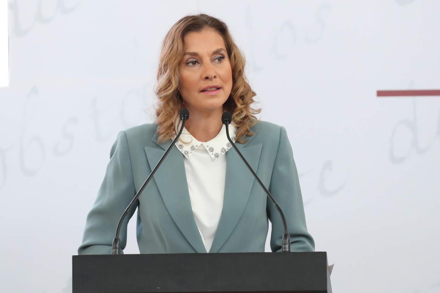 Mi pésame a los familiares de las víctimas: Beatriz Gutiérrez. Noticias en tiempo real