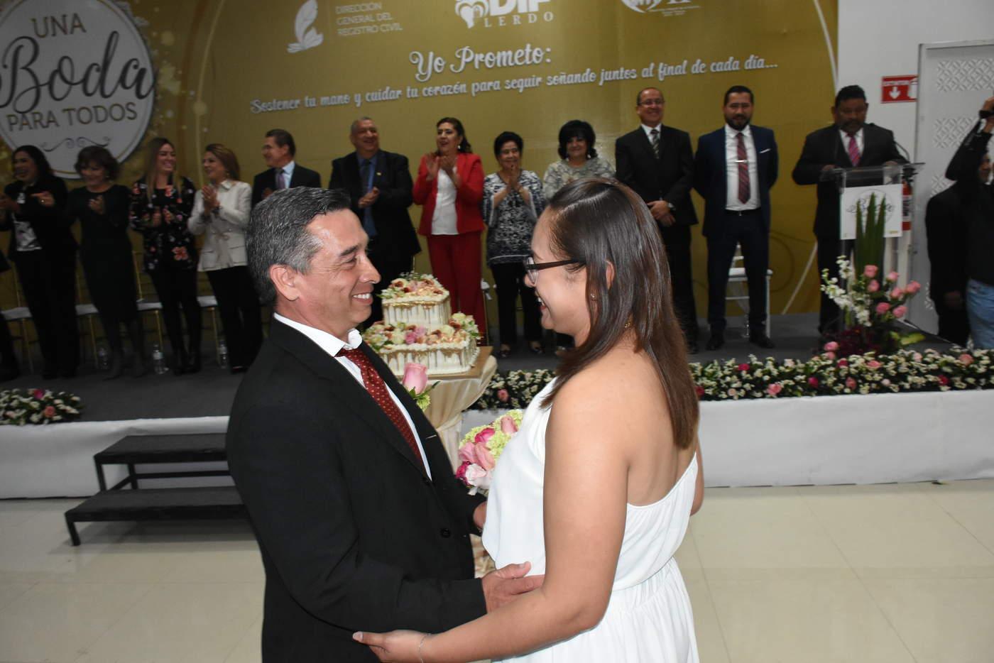 Invitan a gomezpalatinos a casarse por la vía civil. Noticias en tiempo real