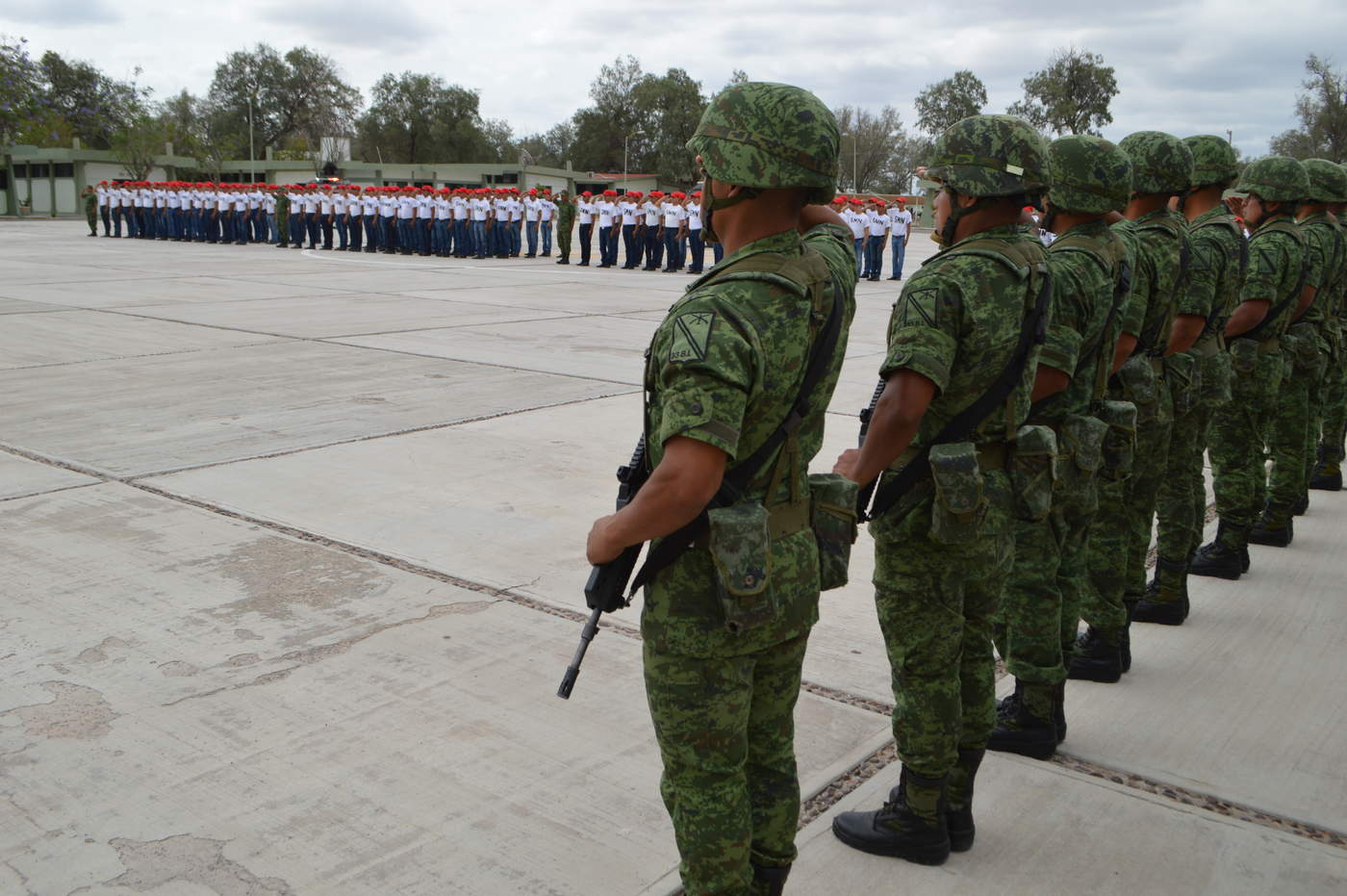 Sedena Llama A Jóvenes Laguneros A Realizar Servicio Militar