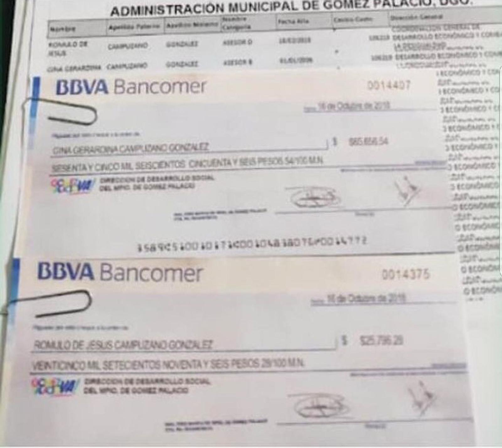 Denuncian Presuntos Cheques Falsificados El Siglo De Torreón