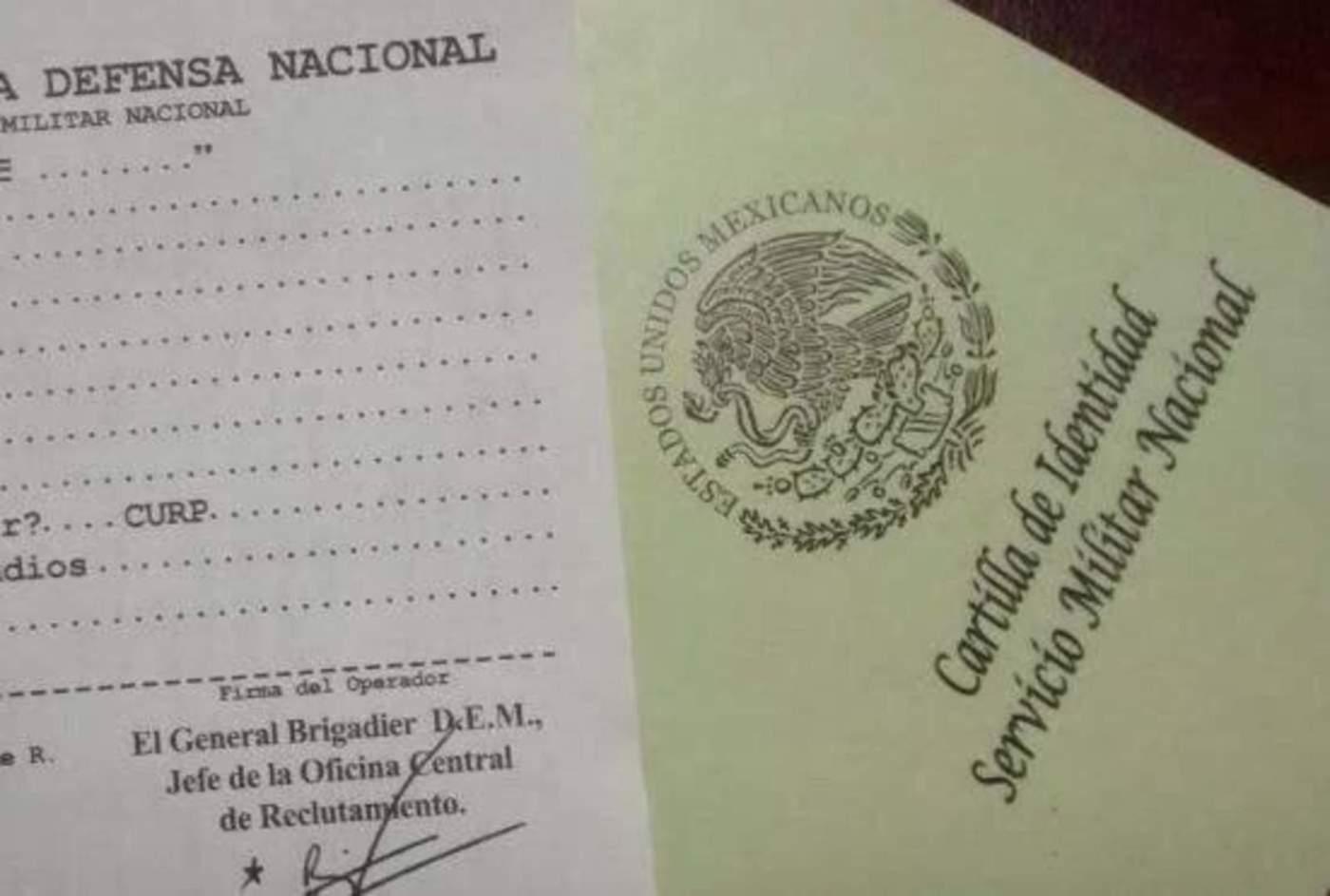 Exhortan a que acudan a tramitar la cartilla militar en Matamoros. Noticias en tiempo real