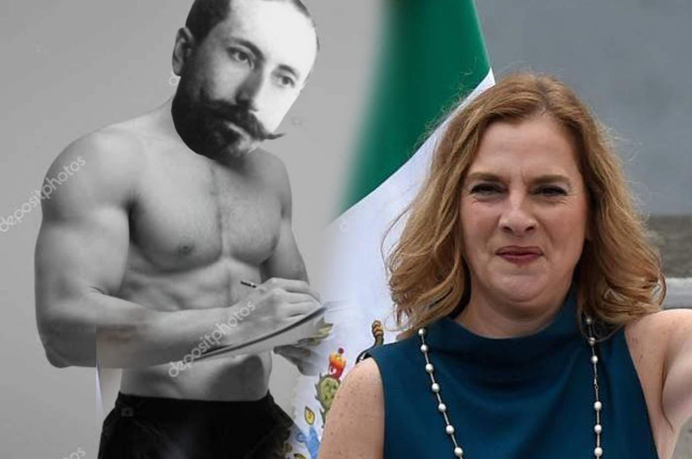 Mamado Nervo, desliz de Beatriz Gutiérrez se hace viral. Noticias en tiempo real