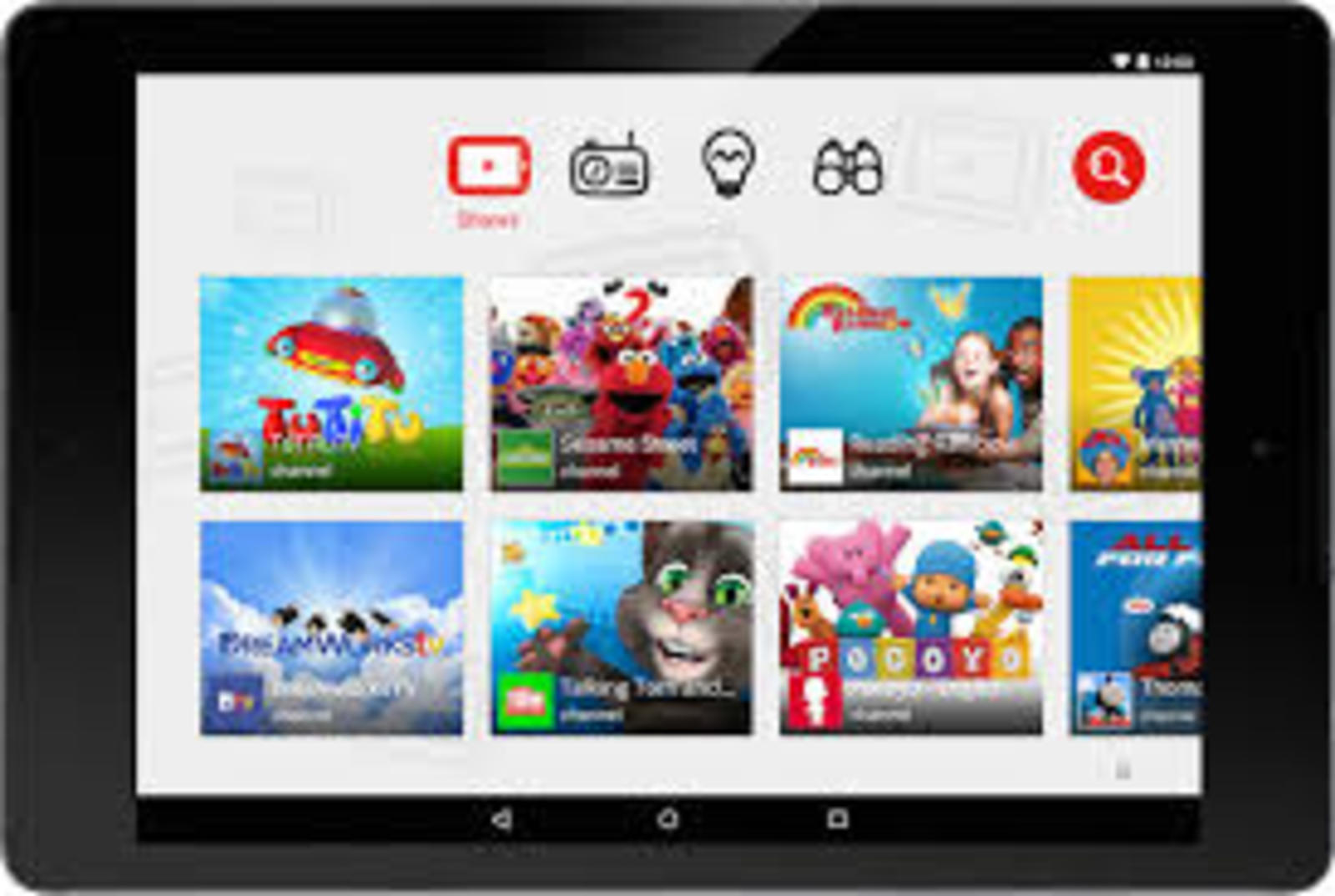 AL, región que más usa Youtube Kids