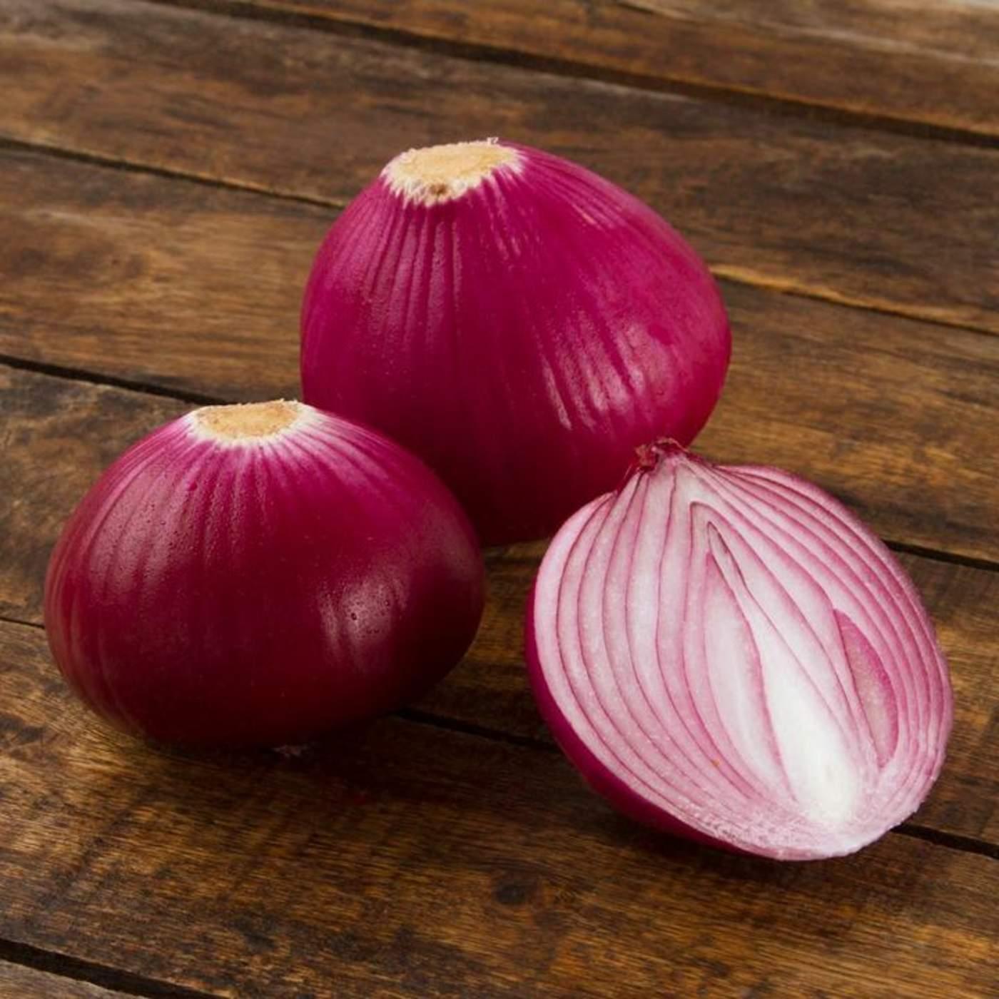 Regional organic food I invite you to know all the secrets ... |Cebolla Morada