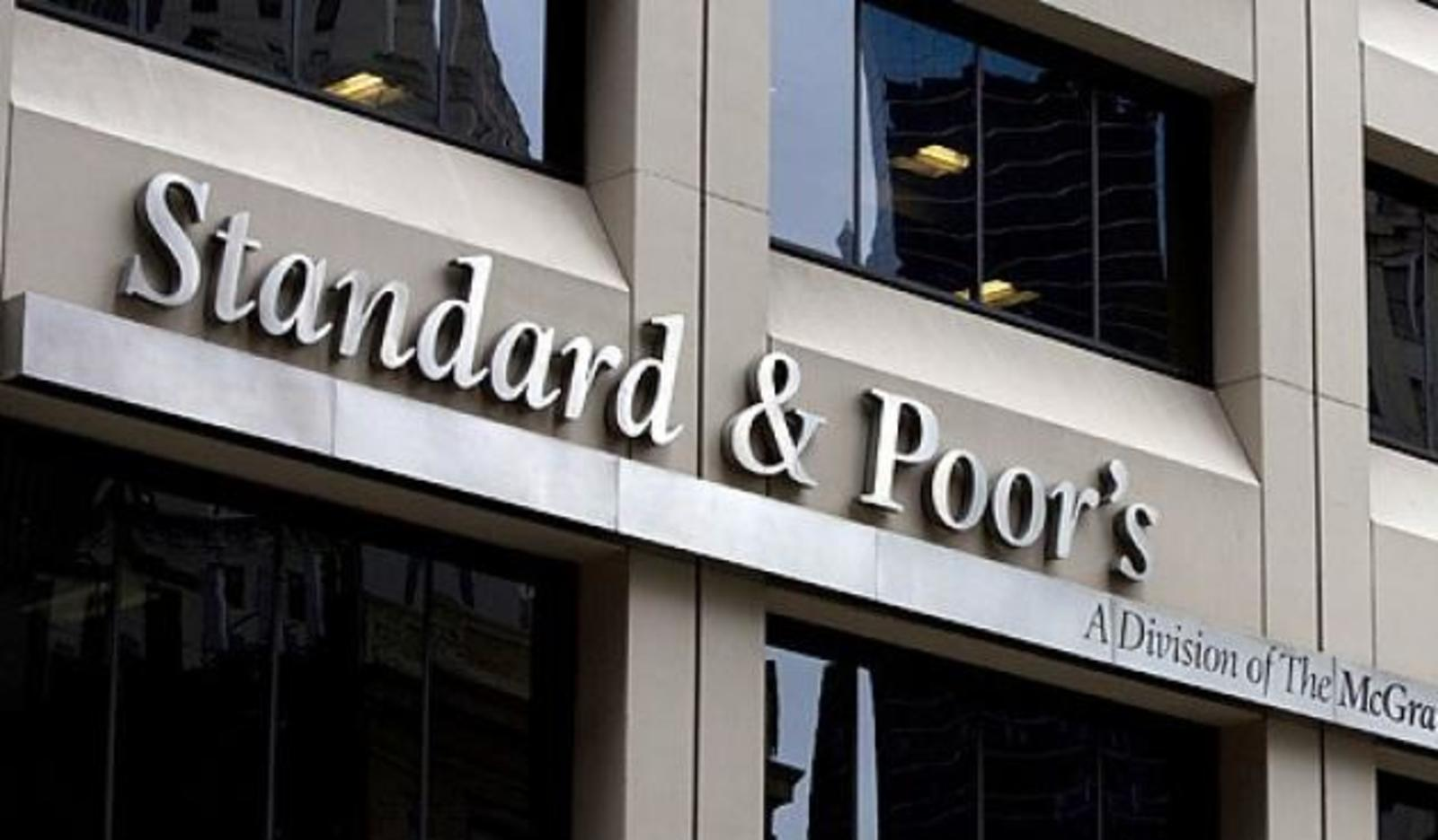 S&P confirma perspectiva estable a Brasil