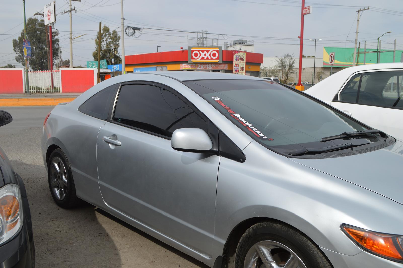 El operativo contra los polarizados en automóviles es para evitar que se  cometan diversos cda47940a1