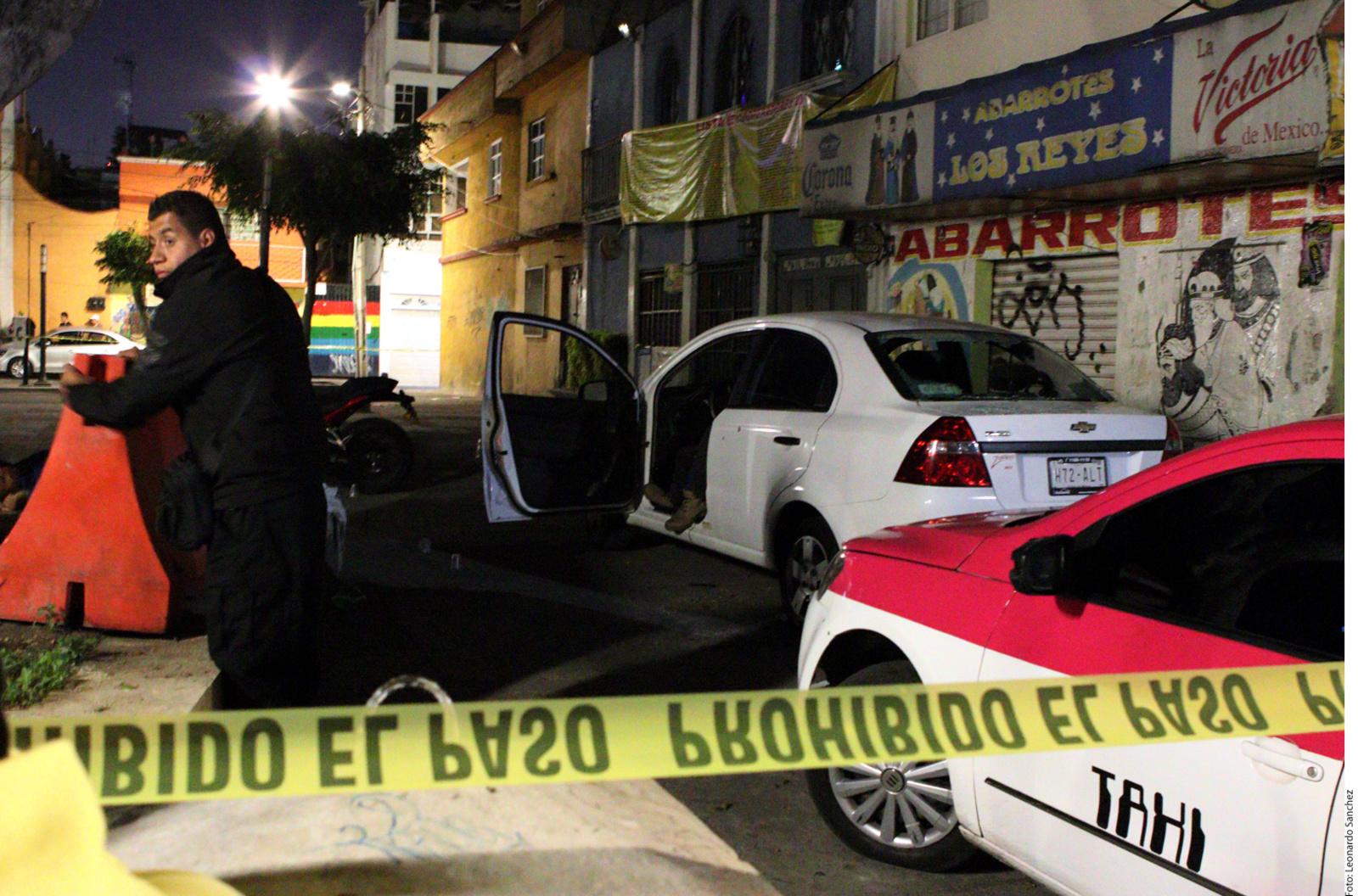 Balacera en Iztapalapa deja siete muertos