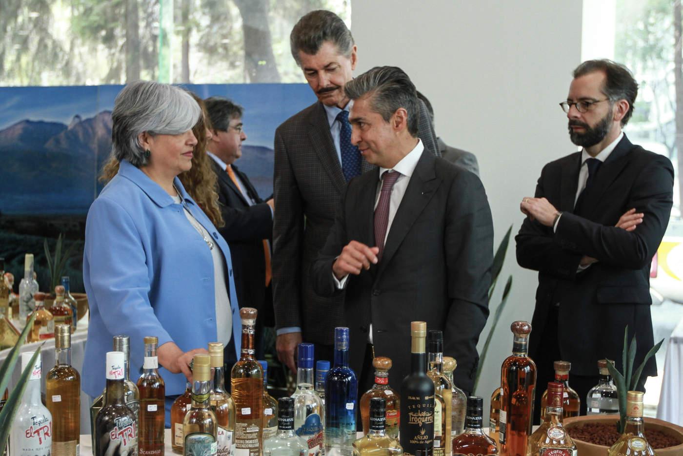 Tequila obtiene la denominación de origen en Brasil. Noticias en tiempo real