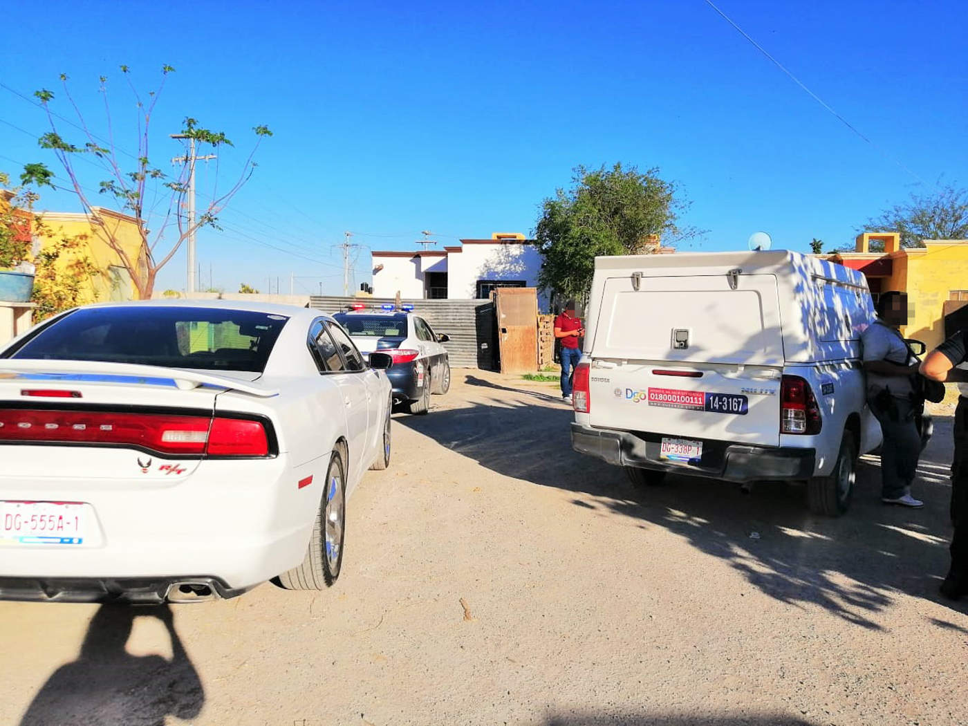 Roban y asesinan a hombre en su casa en Gómez Palacio
