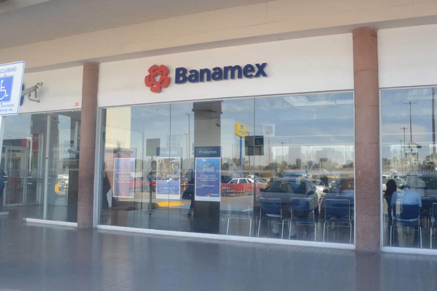 Inician recepción de quejas para tumbar autorización a Banamex. Noticias en tiempo real