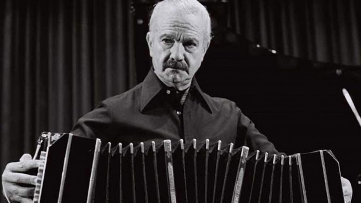 1921: Nace Astor Piazzolla, uno de los músicos más importantes del Siglo XX