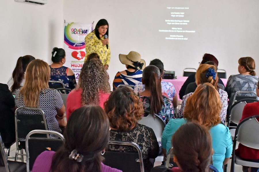 Imparten Conferencia Taller Para Mujeres El Siglo De Torreón