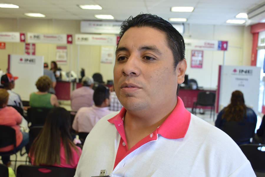 Gerardo Vázquez López, nuevo vocal del distrito 06 del INE. Noticias en tiempo real