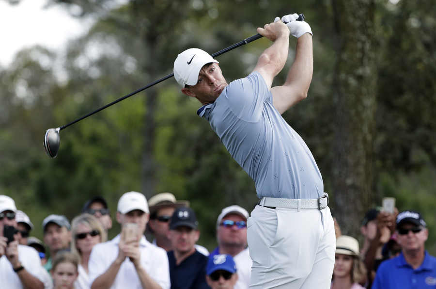 McIlroy y Fleetwood lideran Players Championship