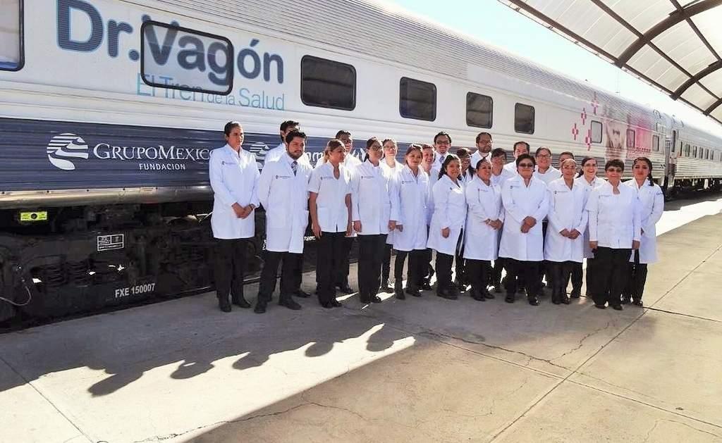 Desmienten visita del Dr. Vagón a Torreón. Noticias en tiempo real