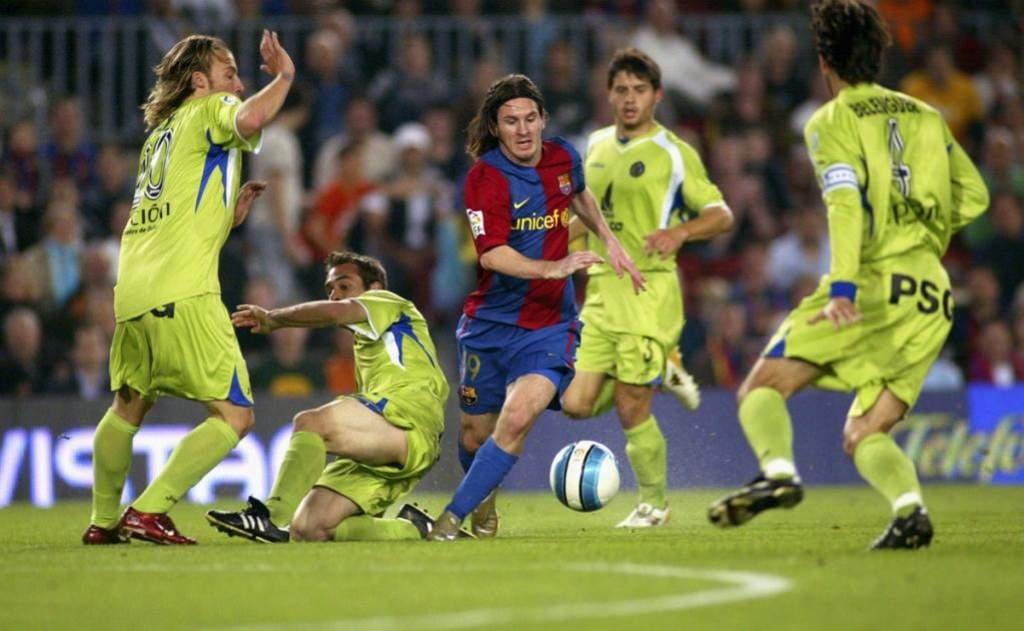 4e301924ea754 Gol de Messi al Getafe
