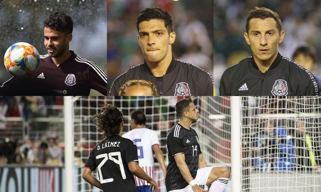 Mexicanos se ven mermados tras fecha FIFA. Noticias en tiempo real