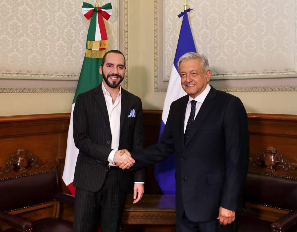 Invitará AMLO al presidente electo de El Salvador a gira. Noticias en tiempo real