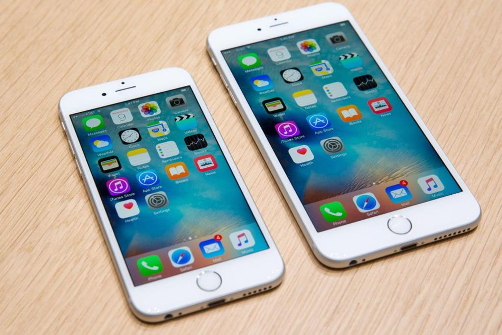 Estafan a Apple enviando iPhones falsos para reparar