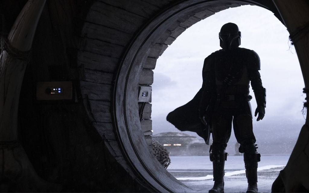 Star Wars lanza serie, The Mandalorian