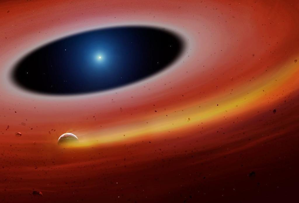 Trozo de cometa revela la química del origen del Sistema Solar. Noticias en tiempo real