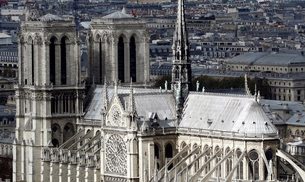 Personajes con historia en la Catedral de Notre Dame. Noticias en tiempo real