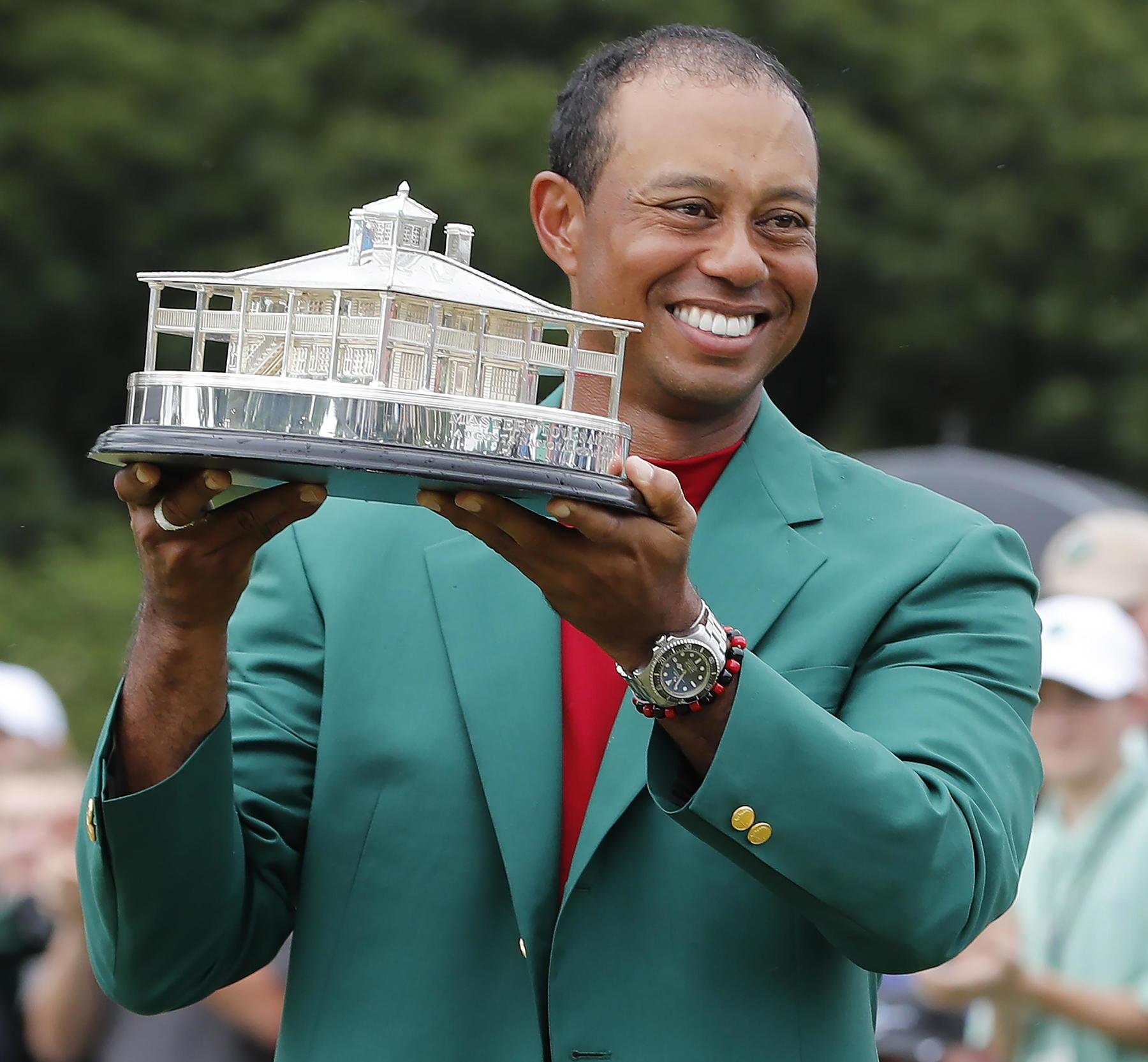 Woods renace en el momento adecuado. Noticias en tiempo real