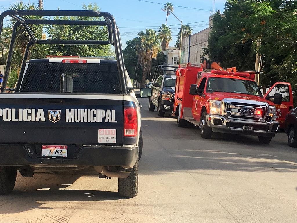 Se registra explosión por acumulación de gas en domicilio de Torreón