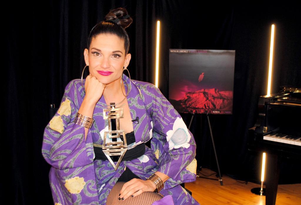 Natalia Jiménez dice no a la confrontación con los hombres. Noticias en tiempo real