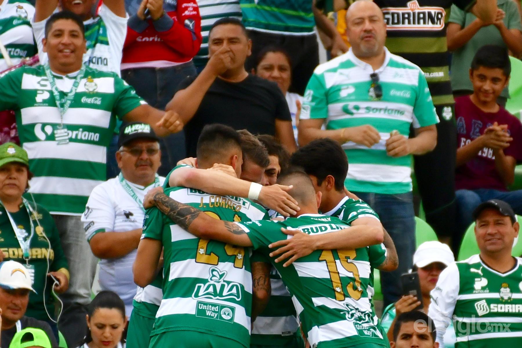 Santos sostendrá entrenamiento a puerta abierta. Noticias en tiempo real