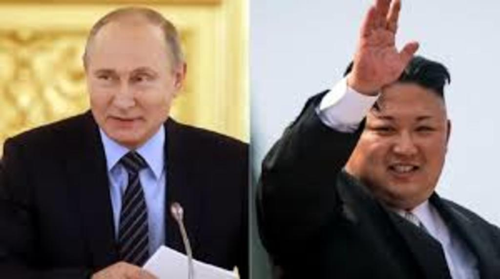 Rusia y Corea del Norte confirman cita entre Kim y Putin