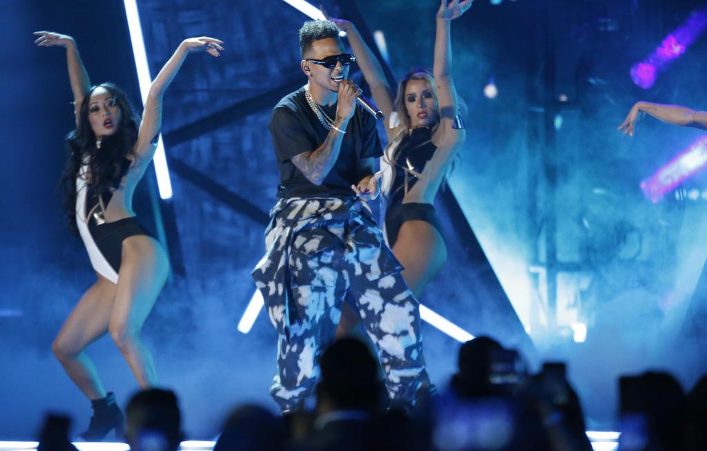 Ozuna arrasa en los Premios Billboard de la Música Latina. Noticias en tiempo real