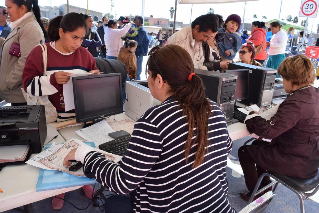 Buscan registrar a todos los menores de Francisco I. Madero. Noticias en tiempo real