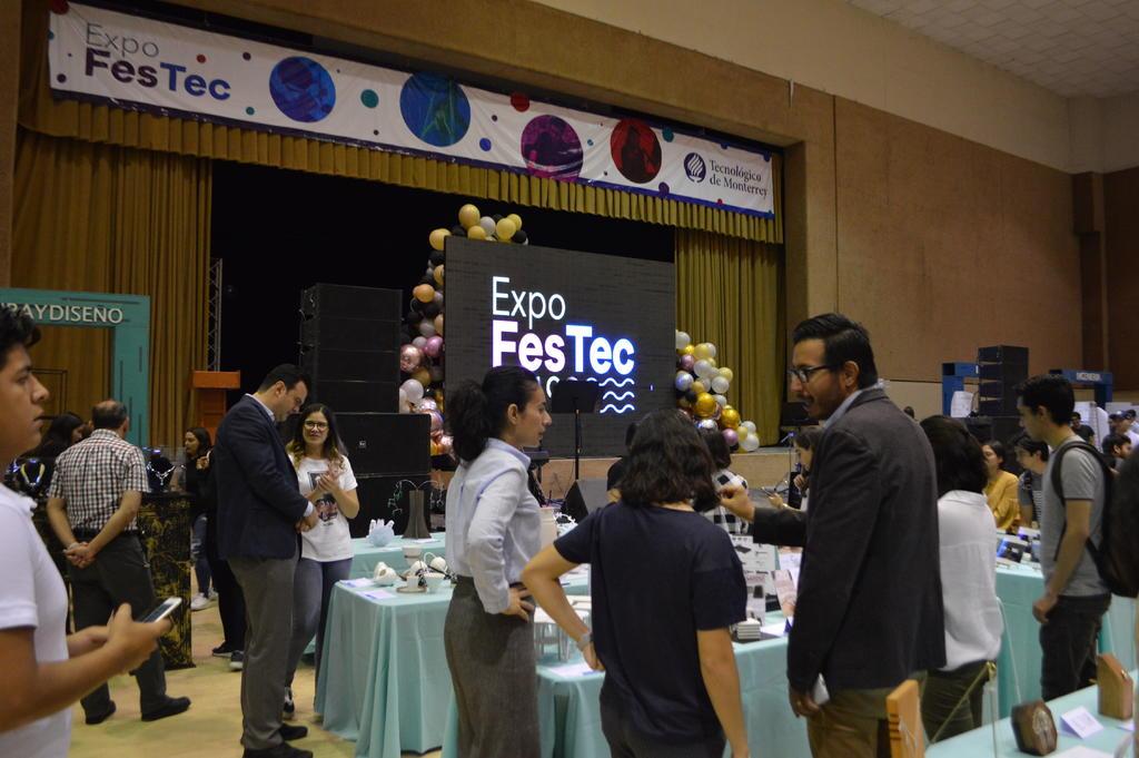 183b44c52 Realizan segunda edición del Expo FesTec Torreón