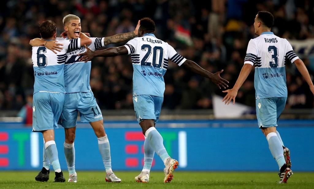 Lazio vence al Atalanta y alza la Copa italiana. Noticias en tiempo real