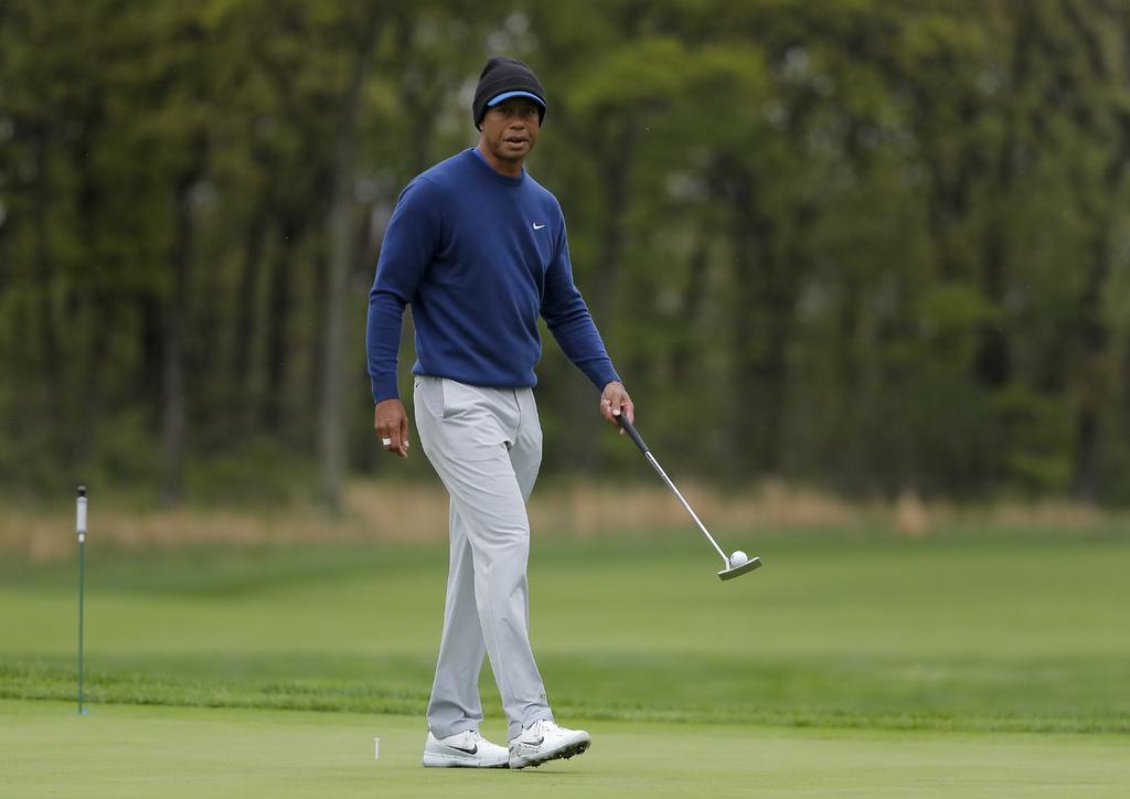 Woods va por otro título de Grand Slam
